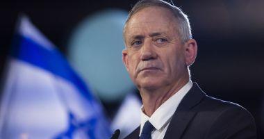 Alegeri în Israel: Benny Gantz, adversarul lui Netanyahu, își recunoaște înfrângerea