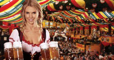 GALERIE FOTO / Astăzi, să bem bere! Totul cu măsură!