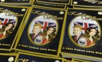 Prinţul William şi Kate Middleton s-au căsătorit deja... în lumea benzilor desenate