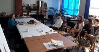 Premieră în învăţământul românesc! Biblioteca vie, la Colegiul Economic Mangalia