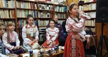 Ziua Dobrogei  şi lăsata secului, sărbătorite la Biblioteca Hârşova