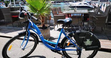 Cum te poți plimba gratuit cu bicicletele puse la dispoziție  de Primăria Constanța