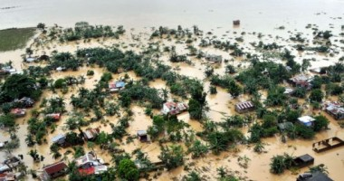 Bilanțul taifunului din Filipine: 10.000 de morți