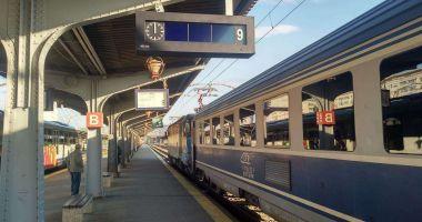 Biletele de tren s-ar putea scumpi în perioada următoare