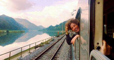 Bilete reduse pe tren, de Ziua Îndrăgostiţilor