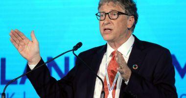 """Bill Gates: """"Capitalismul poate fi răspunsul la inegalitate"""""""