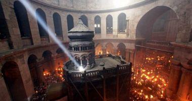 Lumina Sfântă va fi adusă în România pentru al 11-lea an consecutiv