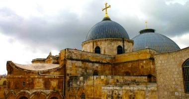 Moment istoric la Ierusalim. A fost redeschisă Biserica Sfântului Mormânt