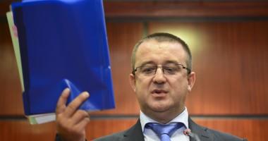 Fostul şef al ANAF Sorin Blejnar, audiat la DNA