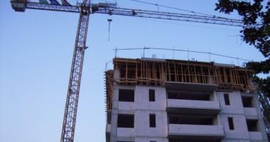 Se construieşte tot mai puţin în sud - estul ţării