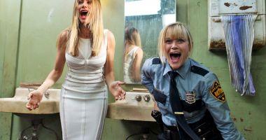 Blondă şi deşteaptă, vreau să devin poliţistă