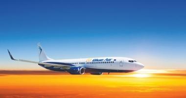 Blue Air vrea să se listeze la bursă, în trei ani