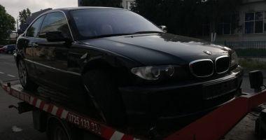 ACCIDENT LA CONSTANŢA! A lovit un alt autoturism şi a fugit de la faţa locului pentru că era beat
