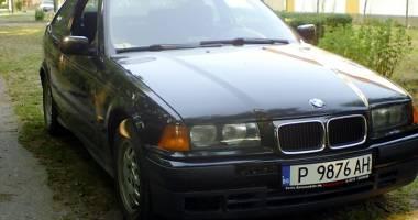 BMW cu numere de Bulgaria, folosit de hoţi la spargeri. Poliţiştii au tras 18 gloanţe pentru a-i opri pe fugari