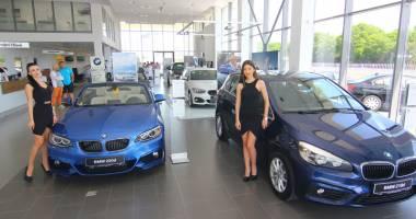 Bavaria Motors Constanţa te invită la test drive. Cum a fost la Ziua Porţilor deschise
