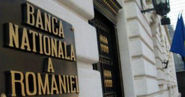 BNR menține neschimbată rata dobânzii de politică monetară