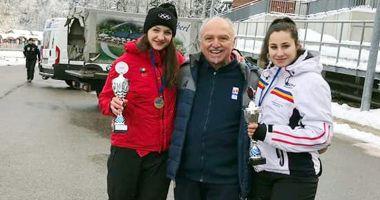 Andreea Grecu şi Teodora Vlad, medaliate cu bronz la Cupa Europei