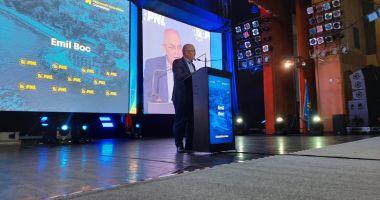 Emil Boc, mesaj laudativ la adresa echipei PNL Constanţa