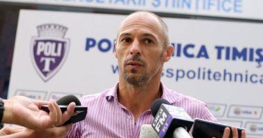 Bogdan Andone, noul antrenor al celor de la FCSB