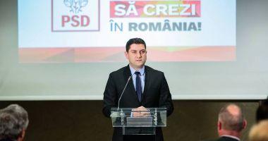 Fostul ministru PSD al Comunicațiilor, Bogdan Cojocaru, a ajuns consilier personal al președintelui ANCOM, Sorin Grindeanu