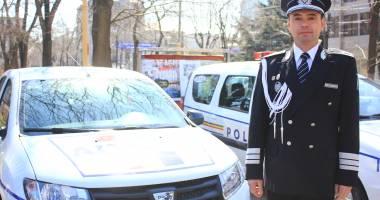Chestorul Bogdan Despescu, noul şef al Poliţiei Române