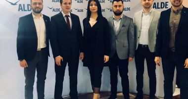 Bogdan Tănase, liderul tinerilor din ALDE Constanța