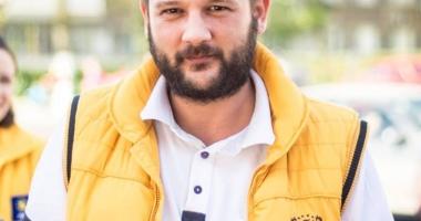 Bogdan Bola, noul lider interimar al PNL Hârşova