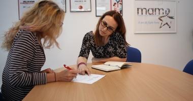 300 de persoane cu boli grave beneficiază de consiliere şi suport