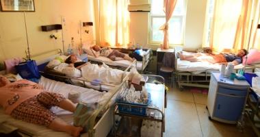 Pacienţii internaţi la Judeţean nu mai rezistă: