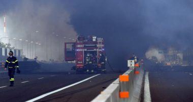 Român rănit în accidentul de la Bologna! Anunţ de ultima oră de la MAE