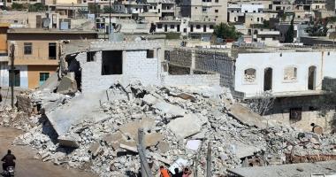 Efectele războiului din Siria. Şapte spitale scoase din funcţiune în 30 de zile