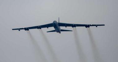 MApN: Bombardier american, în spaţiul aerian al României