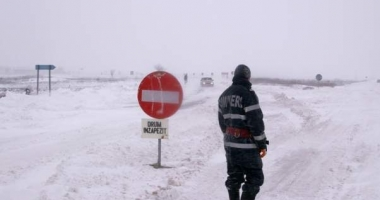 UN NOU VISCOL LA CONSTANŢA / Ce spun autorităţile despre închiderea drumurilor