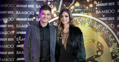 Ce face Boureanu în timp ce  fosta lui nevastă este în plin scandal