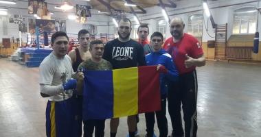 Boxul constănţean scoate capul în Europa. Pugilistul Ştefan Marcu de la CS Farul, calificat la Campionatul European