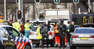 Bărbatul suspectat în atacul din Utrecht avea intenţii teroriste