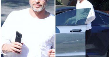 Brad Pitt, implicat într-un accident de maşină