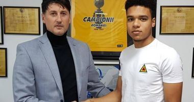 Bradley de Nooijer şi-a prelungit contractul cu FC Viitorul