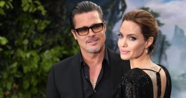 Brad Pitt şi Angelina Jolie S-AU CĂSĂTORIT, în secret