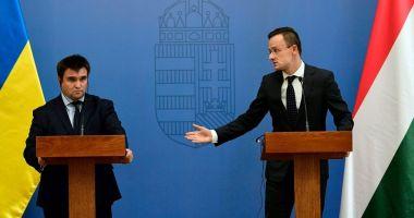 Budapesta și Kievul caută soluții în problema drepturilor minorităților