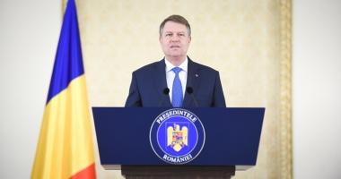 Preşedintele Klaus Iohannis a promulgat Bugetul