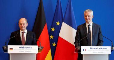 Buget separat pentru zona euro:  Franţa şi Germania insistă, Olanda - sceptică