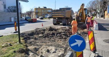 Atenție, șoferi! Apar modificări în traficul rutier de pe bulevardul Mamaia