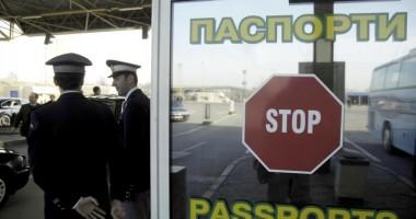 Încă doi emigranţi prinşi la frontiera cu Bulgaria