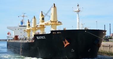 Bulk-carrier Beatrice a eşuat