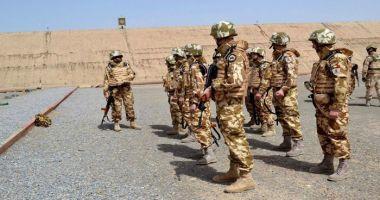 PREMIERĂ! Militarii din cadrul Regimentului 307 Infanterie Marină de la Babadag, misiune în Afganistan