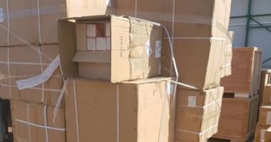 Bunuri contrafăcute,  confiscate în Portul Constanţa