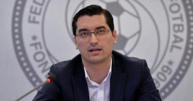 Foto : UPDATE. Răzvan Burleanu, REALES PREŞEDINTE AL Federaţiei Române de Fotbal