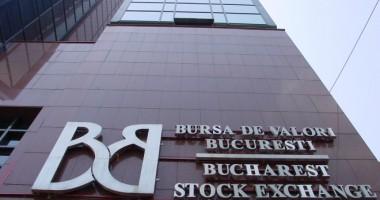 Bursa de Valori Bucureşti este pe plus