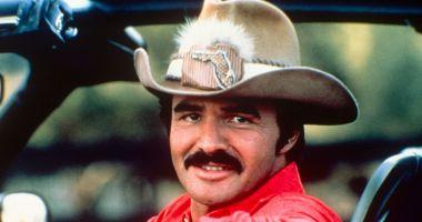 Burt Reynolds a murit. Actorul a suferit un atac de cord